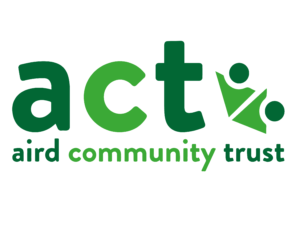 Air Community Trust logo in green
